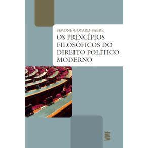 Os-principios-Filosoficos-do-direito-Politico-Moderno
