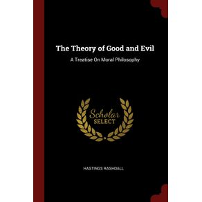 The-Theory-of-Good-and-Evil