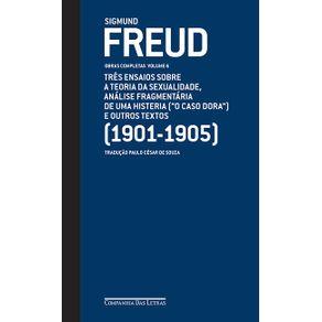 Freud--1901-1905----tres-ensaios-sobre-a-teoria-da-sexualidade-e-outros-textos