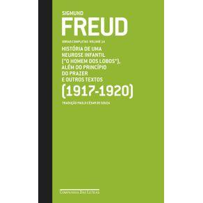Freud-1917-1920-o-homem-dos-lobos-e-outros-textos