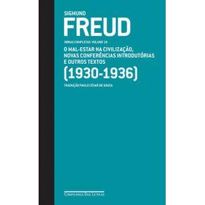 Freud--1930-1936--o-mal-estar-na-civilizacao-e-outros-textos