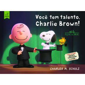 Voce-tem-talento-Charlie-Brown