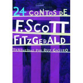 24-contos-de-F-Scott-Fitzgerald