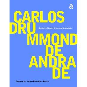 Encontros-Carlos-Drummond-de-Andrade