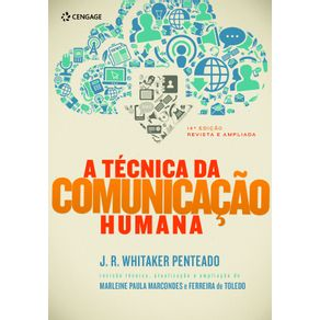 A-tecnica-da-comunicacao-humana---14a-edicao-revista-e-ampliada