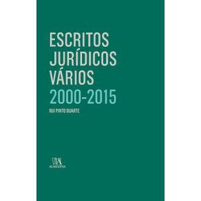 Escritos-Juridicos-Varios-2000-2015