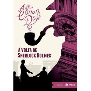 A-volta-de-Sherlock-Holmes-edicao-bolso-de-luxo