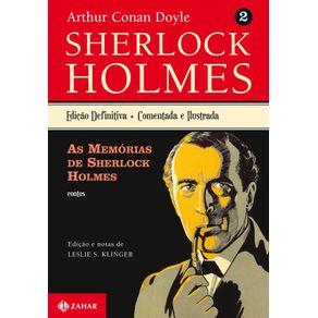 As-memorias-de-Sherlock-Holmes