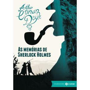 As-memorias-de-Sherlock-Holmes-edicao-bolso-de-luxo