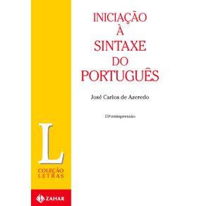 Iniciacao-a-sintaxe-do-portugues