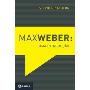 Max-Weber--Uma-introducao