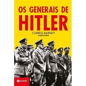 Os-generais-de-Hitler