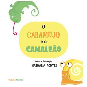 O-Caramujo-e-o-Camaleao