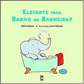Elefante-toma-Banho-na-Banheira-