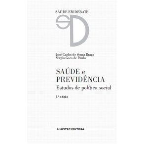 Saude-e-previdencias--estudos-de-politica-social