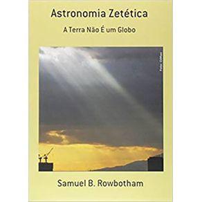 Astronomia-Zetetica