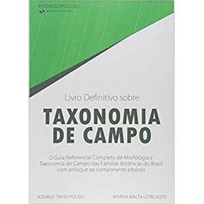 Livro-Definitivo-Sobre-Taxonomia-de-Campo