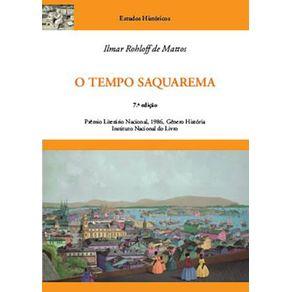 O-Tempo-Saquarema--a-formacao-do-estado-imperial