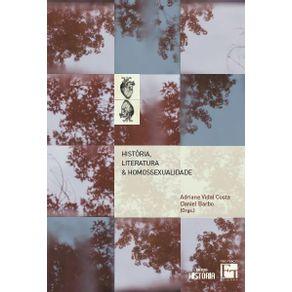 Historia-Literatura---Homossexualidade