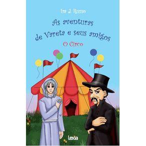 As-aventuras-de-Vareta-e-seus-amigoso-circo