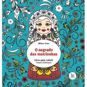 O-segredo-das-matrioskas---Livro-para-colorir