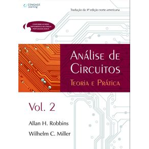 Analise-de-circuitos---Volume-II