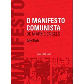 O-manifesto-comunista-de-Marx-e-Engels