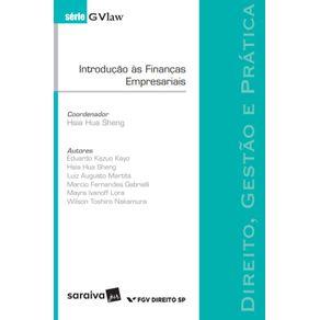 Serie-GvLAW---Introducao-as-financas-empresariais---1a-edicao-de-2012