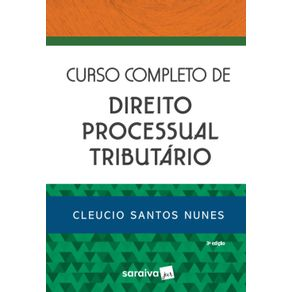 Curso-completo-de-Direito-Processual-Tributario---3a-edicao-de-2019
