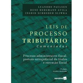 Leis-de-processo-tributario---9a-edicao-de-2018
