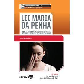 Col-Saberes-Monograficos---Lei-Maria-da-Penha---4a-edicao-de-2018