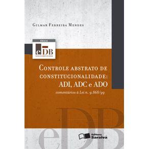 Serie-EDB---Controle-abstrato-de-constitucionalidade---1a-edicao-de-2012