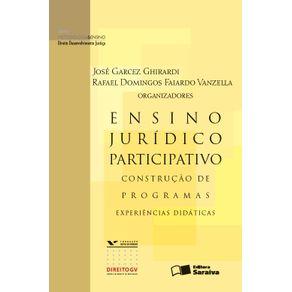 Col-DDJ---Ensino-juridico-participativo---1a-edicao-de-2012