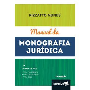 Manual-da-monografia-juridica---13a-edicao-de-2019
