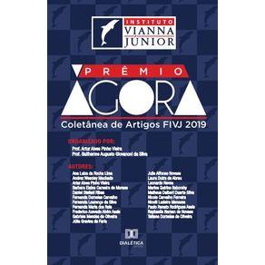 Premio-Agora--coletanea-de-artigos-FIVJ-2019