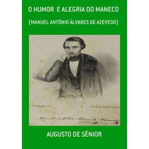 O-Humor--E-Alegria-Do-Maneco---Manuel-Antonio-Alvares-De-Azevedo-