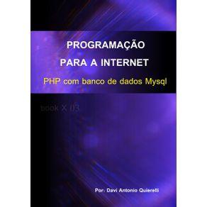 Programacao-Para-Internet--Php-Com-Banco-De-Dados-Mysql