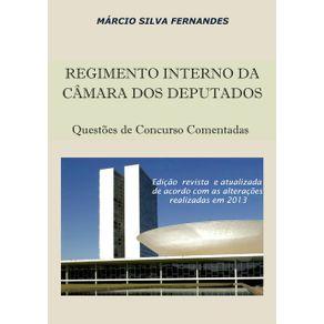 Regimento-Interno-Da-Camara-Dos-Deputados---Questoes-De-Concurso-Comentadas