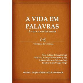 A-Vida-Em-Palavras----A-Voz-E-A-Vez-Do-Jovem-Coletanea-De-Cronicas