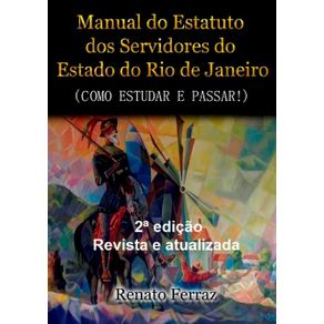 Manual-Do-Estatuto-Dos-Servidores-Do-Estado-Do-Rj--Como-Estudar-E-Passar-