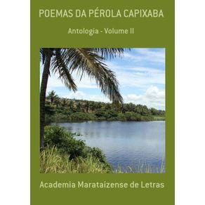 Poemas-Da-Perola-Capixaba--Antologia---Volume-Ii