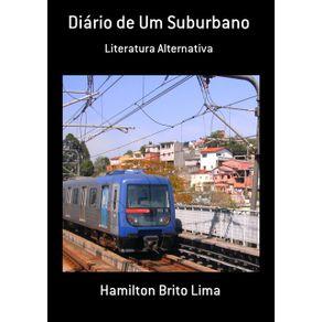 Diario-De-Um-Suburbano--Literatura-Alternativa