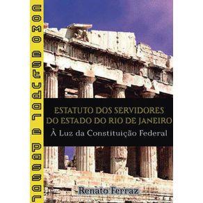 Estatuto-Dos-Servidores-Do-Estado-Do-Rio-De-Janeiro---Como-Estudar-E-Passar--