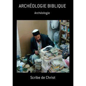 Archeologie-Biblique--Archeologie-