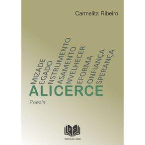 Alicerce--Poesias