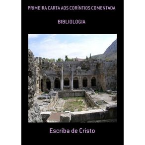 Primeira-Carta-Aos-Corintios-Comentada--Bibliologia