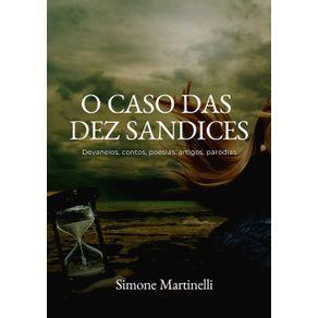 O-Caso-Das-Dez-Sandices--Devaneios-Contos-Poesias-Parodias