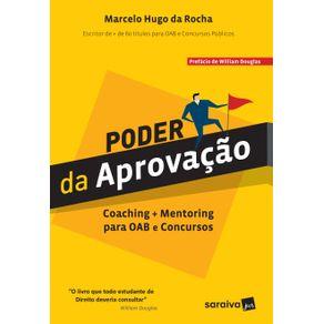 Poder-da-aprovacao---1a-edicao-de-2017-Coaching---mentoring-para-OAB-e-concursos