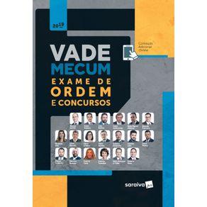 Vade-Mecum-Exame-de-Ordem-e-concursos---1a-edicao-de-2019-