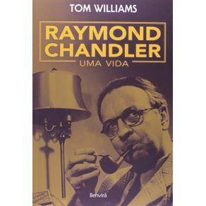Raymond-Chandler-Uma-vida